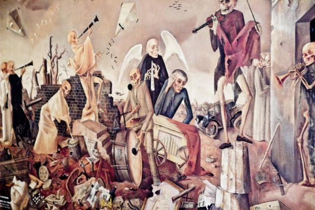 Triumph des Todes - Nussbaum